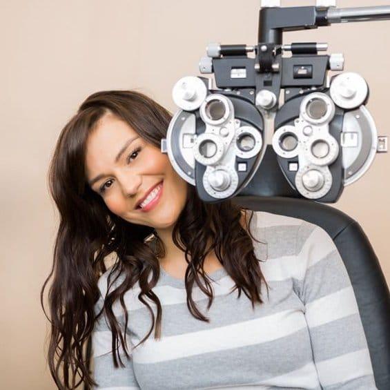Comprehensive Eye Exams at Outlook Eyecare