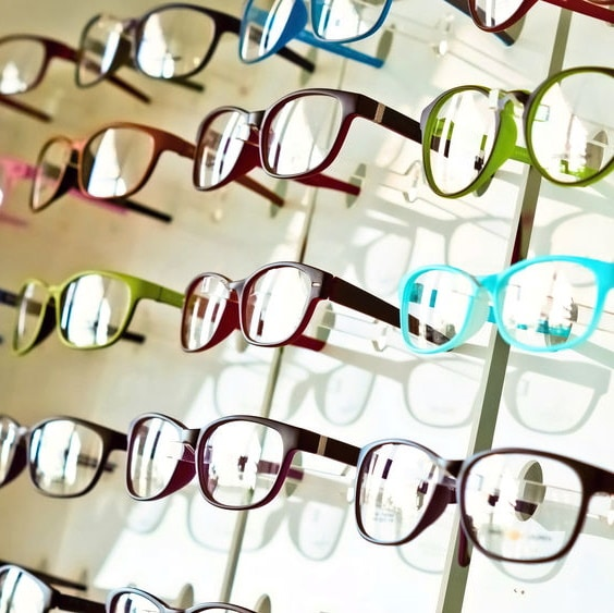 Optical at Outlook Eyecare