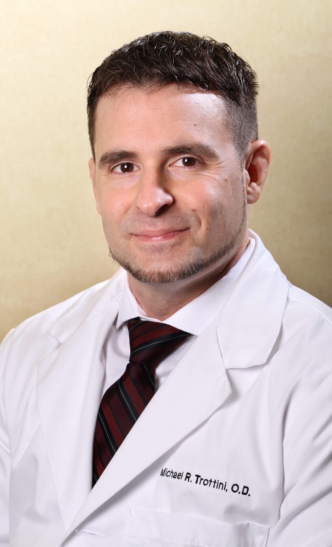 Michael Trottini OD Optometrist & Dry Eye Specialist